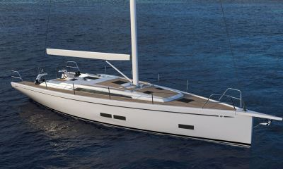 Neues Modell: Grand Soleil 44 Performance