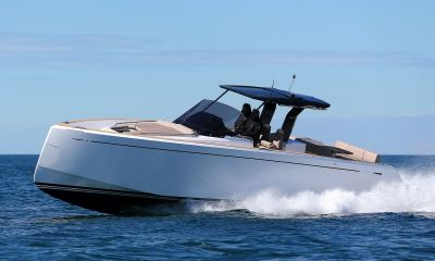 Pardo 38 ist European Powerboat of the Year 2020
