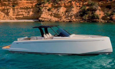 Pardo 38 Portrait in Yachting & Style