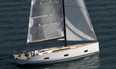 Solaris 50 Testbericht in Yachting World